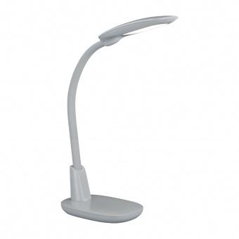 pvc работна лампа, white matt, trio, grande, led 1x9w, 3000k-4000k-5000k, 1300lm, 525690111