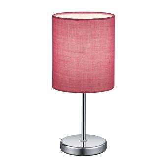 текстилна настолна лампа, purple, rl, jerry, 1x40w, r50491092
