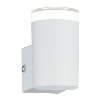 метално градинско тяло, white matt, rl, aracati, led 1x4w, 3000k, 340lm, r28211131