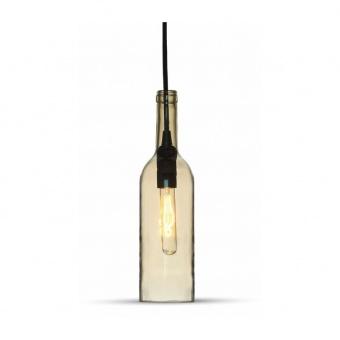 пендел бутилка, e14, amber, 1x40w, 3770