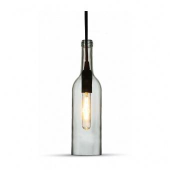 пендел бутилка, e14, transparent, 1x40w, 3771