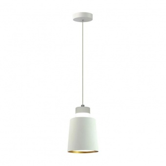 led пендел, white lampsshade, 7w, 3000k, 400lm, 3935