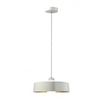 led пендел, white lampsshade, 7w, 3000k, 400lm, 3939