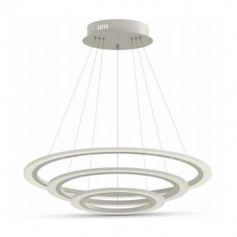 led полилей, soft light chandelier, led 70w, 3000k, 4900lm, 3904