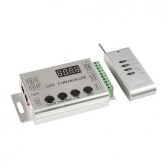 rf контролер за дигитална лед лента, ultralux, 5v dc, управление 1024 pixels, digc3rf