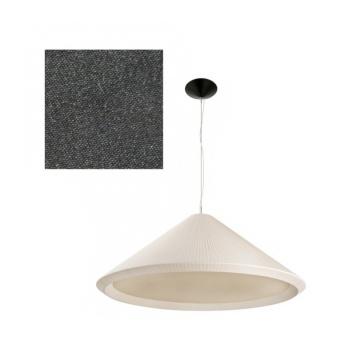текстилен полилей, black, faro, hue-in, 3x15w, 20127