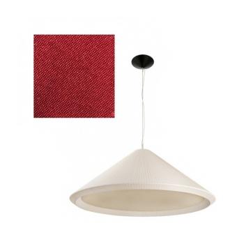 текстилен полилей, burgundy, faro, hue-in, 3x15w, 20129