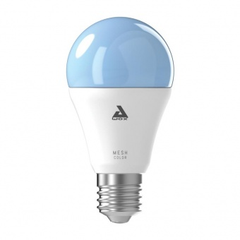 led лампа 9w, e27, eglo, eglo connect,  2700-6500k rgb, 806lm, 11586