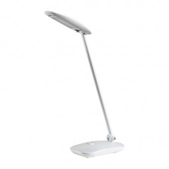 метална работна лампа, white, rabalux, norris, led 4w, 4000k, 300lm, 5733
