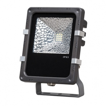 led прожектор, 85v-265v, led 12w, 6000k, 1100lm, ultralux, sps2201260