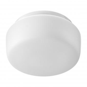 стъклен плафон, бял, elbulgaria, 2x40w, 1533/20