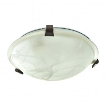 стъклен плафон, венге, elbulgaria, 3x40w, 1534/40