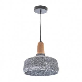 бетонен пендел, сив, elbulgaria, 1x40w, 1564 gw