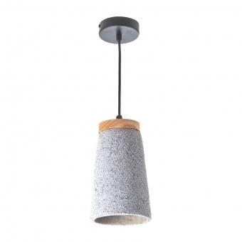 бетонен пендел, сив, elbulgaria, 1x40w, 1566 gy