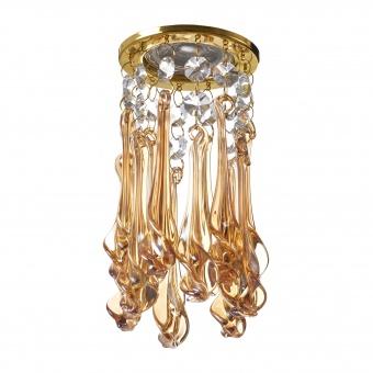кристална луна, злато, elbulgaria, 1x40w, 1692 gd