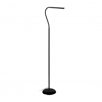 pvc лампион, black, eglo, laroa, led 4.5w, 4000k, 550lm, 96439