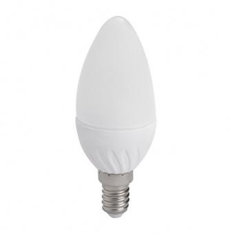 led лампа 4.5w, e14, бяла светлина, kanlux, dun, 4000k, 380lm, 23381