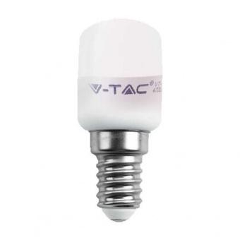 led лампа 2w, e14, студена светлина, st26, bulb, samsung чип, 6400k, 180lm, 236