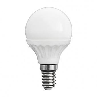 led лампа 3w, e14, топла светлина, kanlux, bilo, 3000k, 280lm, 23040