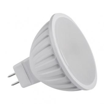 led лампа 5w, mr16, топла светлина, kanlux, tomi, 3000k, 370lm, 22704
