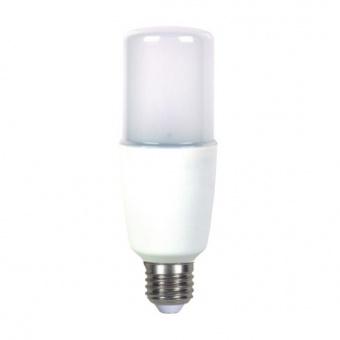 led лампа 8w, e27, студена светлина, t37, bulb, samsung чип, 6400k, 725lm, 146