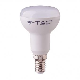 led лампа  3w, e14, студена светлина, r39 bulb, samsung чип, 6400k, 250lm, 212