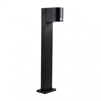метално градинско тяло, black, kanlux, novia 120d, 1x20w, 25661