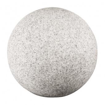 pvc градинско тяло, grey, kanlux, stono 40, 1x25w, 24652