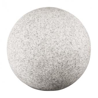 pvc градинско тяло, grey, kanlux, stono 50, 1x25w, 24653