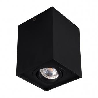 метална луна, black, kanlux, gord dlp-50-b, 1x25w, 25471