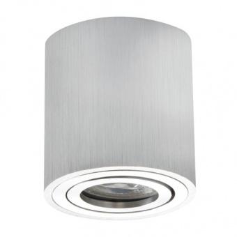 метална луна, brushed aluminium, kanlux, duce al-dto50, 1x25w, 19951