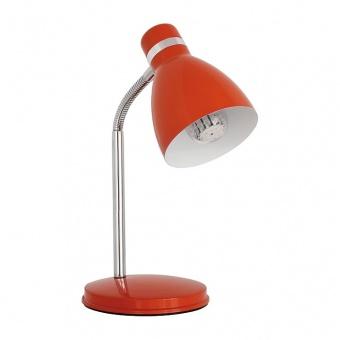 метална работна лампа, orange, kanlux, zara hr-40-or, 1x40w, 07563