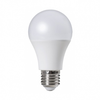 led лампа 12w, e27, топла светлина, ultralux, 2700k, 1100lm, lbg122727