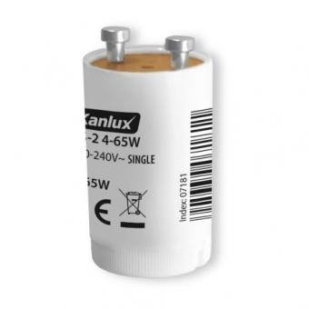 стартер, 4-65w, за лум. лампи, 2a, kanlux, bs-2 4-65w, 07181