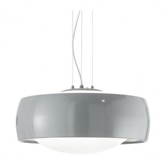 метален пендел, grigio, ideal lux, comfort sp1, 1x60w, 159560