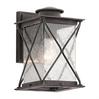 метално градинско тяло, weathered zink, elstead lighting, argyle, 1x75w, kl/argyle2/s