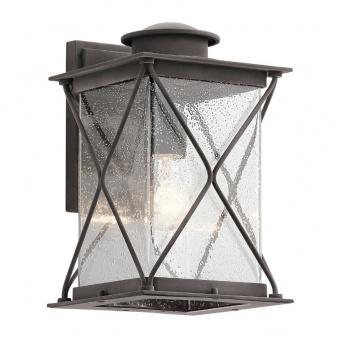 метално градинско тяло, weathered zink, elstead lighting, argyle, 1x100w, kl/argyle2/m