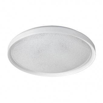 метален плафон, white, rabalux, esme, led 40w, 3000k-4000k-6000k, 2800lm, 2300