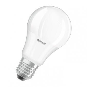 led лампа 9w, e27, топла светлина, osram, led value classic a60, 2700k, 806lm, 326842