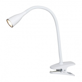 pvc работна лампа, white, rabalux, jeff, led 4.5w, 3000k, 330lm, 4196