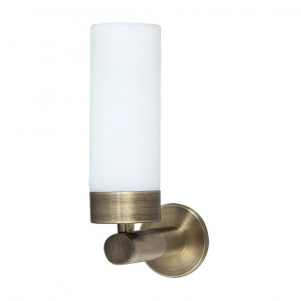 стъклен аплик, bronze/opal glass, rabalux, betty, led 4w, 4000k, 371lm, 5745
