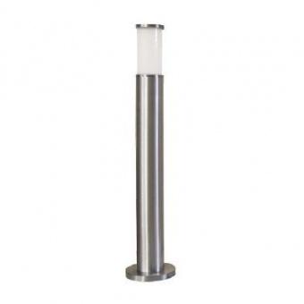 градинско осветително тяло, inox, medina, 1x max 5.5w, medina 65-l600