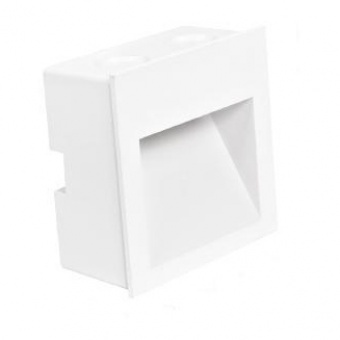 led метална луна, white, stair light, led 2w, 4000k, 160lm, ip20, stair light, 14534
