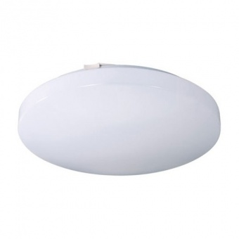 led pvc плафон, white, galera gb, led 24w, 4500k, 2400lm, galera gb