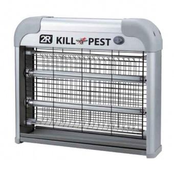 лампа против насекоми и комари, kill pest, 5202, 2x6w, 220v