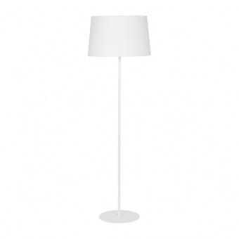 текстилен лампион, white, tk lighting, maja, 1x60w, 2919