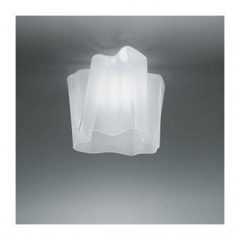 стъклен плафон, white , artemide, logico ceiling, 1x116w,  0452020a