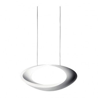 метален пендел, white, artemide, cabildo suspension, led 1x44w, 2700k, 3955lm, 1182w10a