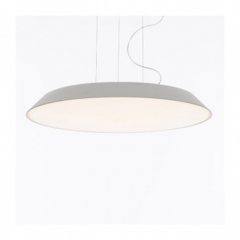 pvc пендел, white, artemide, febe suspension, led 4x6.3w, 3000k, 653lm, 0242000a