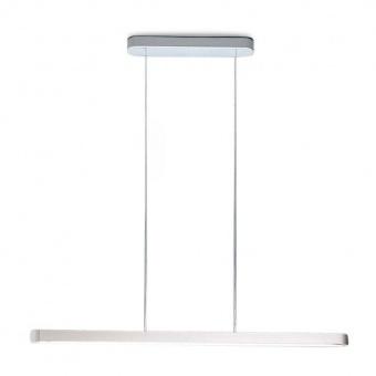 метален пендел, white, artemide, talo sospensione, led 1x6.72w, 3000k, 1019lm, 1924010a